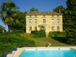 Magnificent 18th Century Manor House with 7 Bedrooms, Outbuildings, Pool & 13,900m2 garden
