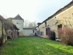 Magnificent Stone Farmhouse in Gaugeac To Renovate With Outbuildings & 24ha of Land
