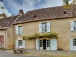 Lovely Perigourdine Stone House To Finish With 3 Beds, Barn & 1021m2 Garden