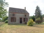 Detached property with lovely attached garden of approximately 600m²