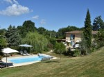 Immaculately Presented Secluded Property with Pool & Views