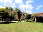 A charming Bigourdan home with three bedrooms and a pool.