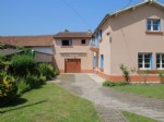 Town house, 2 bedrooms, garage, 441m² of land