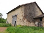 Barn with planning and small house and attached land of approx 1 hectare