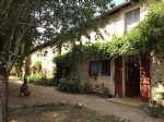 Stone Farmhouse with pool and 3 hectares of attached land