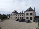 Chateau with attached cottage on 5.65 Hectares