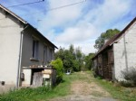 Charm in the Dordogne countryside, small house, barn and woodland