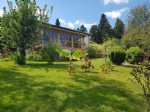 Renovated farmhouse on 2 hectares with magnificent views of the countryside