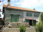 3 BR house - large attached garden, countryside view
