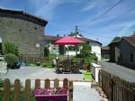 Pretty village house with guest annex