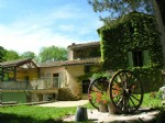 Bed and breakfast in old farmhouse of the eighteenth century in Cevennes.