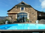 Beautifully renovated barn near to Villefranche de Rouergue