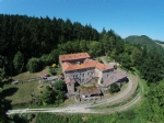 Brousse le chateau : Master house with gite and B&B