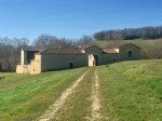 Fortified Stone Farmhouse on 4 Acres