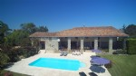 TOULOUSE 50 mn, large character house from stone with pool and views
