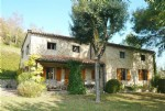 Stone built Property, Razès area, close to Mirepoix and Limoux with superb views of The Pyrenees