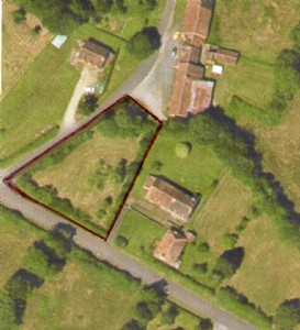 Contructible land, planning pending
