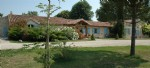 Renovated House and Gîte with 10 Acres