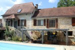 Character stone property with gîte attached - Near to Villeneuve d'Aveyron