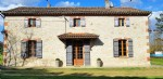Charming Gasconny house, 6 bedrooms, garden, swimming pool and clear view!