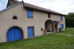 Renovated 1800 farmhouse, between Vosges and Mille Etangs, close to all amenities