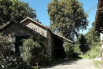 Ancient mill and mill house set in a stunning location on the river Goire