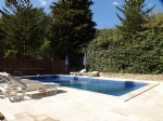 Spacious villa with large garden, pool and rental potential