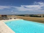 Luxury Stone Farmhouse with Infinity Pool