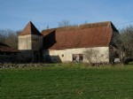 Near Caniac du Causse, pretty farmhouse