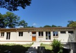 Large bright renovated house with 200 M2 terrace and great garage