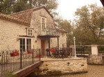 Beautiful watermill with two gîtes for rental income