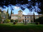 Domaine with 4 houses and lots of outbuildings and land.