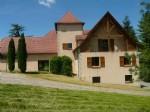 Spacious modern property in Villefranche de Rouergue