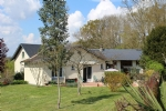 House with stunning views, near town centre.