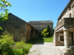 Renovated farmhouse with dependencies and panoramic views.
