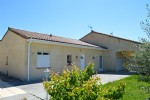 Albi, contemporary house of 100 m2 on pretty ground landscape with swimming pool