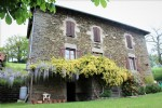 LEYNHAC House of character with exceptional view completely renovated