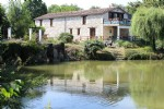Beautiful Water Mill with two 16th Century Gîtes