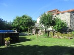 Beautiful stone house of 173m² in the Cevennes park.