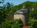 Château near Villefranche de Rouergue