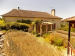 Large stone village house with magnificent views