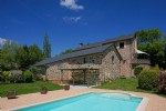 19th century farmhouse with exceptional panoramic views