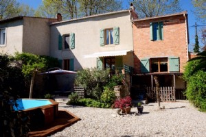 3 Bedroom Village House with South Facing Garden