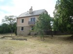 Detached house with adjoining land of 1459m ² and a beautiful view of the valley of the Colagne