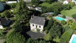 Traditional Corrèzienne house from the 30s to 5min sits at the Hyper Centre with garden