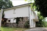 Aubin House on the quiet height