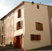 Renovated Village House, close to Limoux
