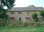 Old farmhouse with adjoining land of 3500, including an amenageable outbuilding