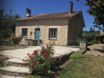 Lovely Stone Property With Splendid Gardens close to Duras