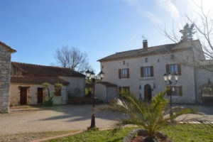 Magnificent property (main house and 3 dwellings), 10 minutes from Albi